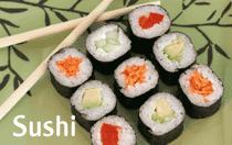 Sushi Lieferservice Feldmoching-Hasenbergl, Sushi online bestellen