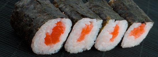 Sushi Mama Lieferservice 80797 München Schwabing, Sushi schnell und preiswert