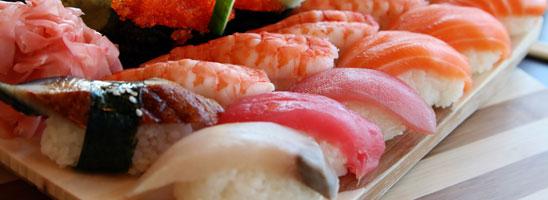 Sushi bestellen Unterhaching: Anh Anh Sushi Heimservice