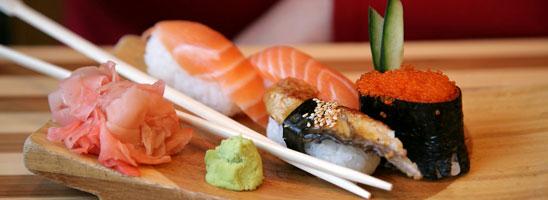 Sushi für Hamburg, der Sushi Lieferservice mit Auszeichnung!