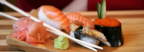 Soho Sushi Lieferservice Kiel, Sushi Service mit Happy Hour