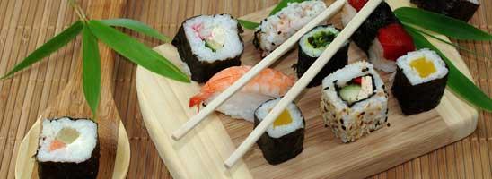 Tom Food Sushi Lieferservice München Schwanthalerhöhe, Dein Sushi Online bestellen